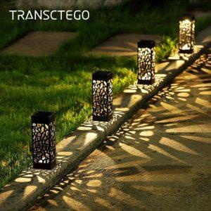 Solar Lawn Lamp For Garden